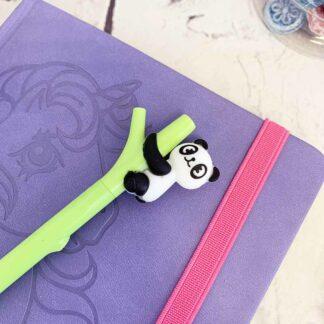 Stylo Panda vert