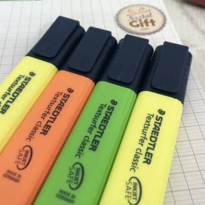 Surligneur gel jaune Textsurfer - Staedtler