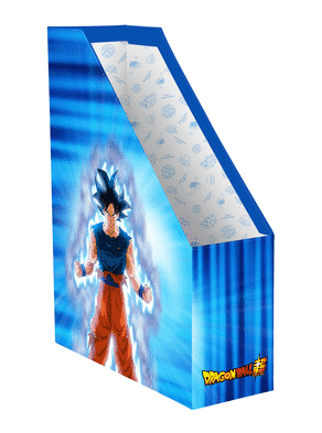 Porte-magazines Dragon Ball DBS2 - Clairefontaine