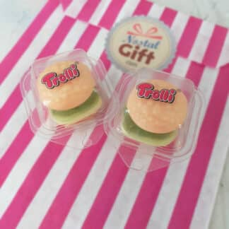 Bonbon mini burger - Trolli  x 2