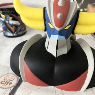 Goldorak - Mug géant 3D - Tête de Goldorak