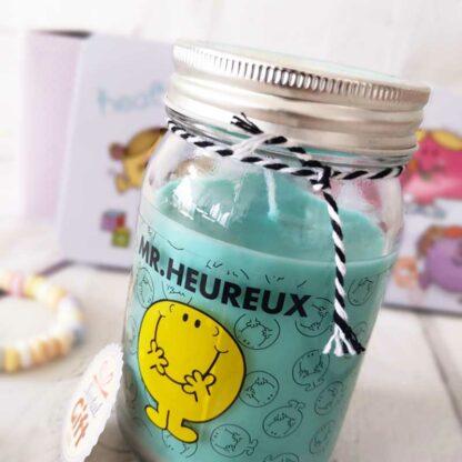 Bougies Monsieur Heureux