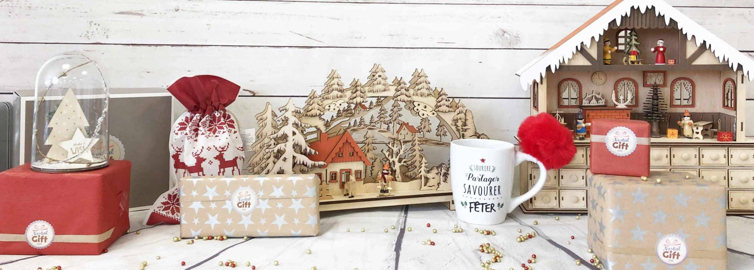 Maison Décoration de Noel