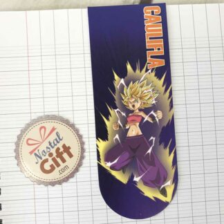 """Marque pages magnétiques Dragon Ball Super """"Goku"""""""