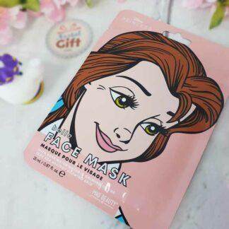 Masque en tissu pour le visage - Princesse Belle (Disney)