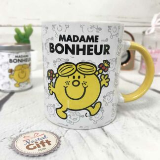 Mug Mme Bonheur -  Monsieur Madame