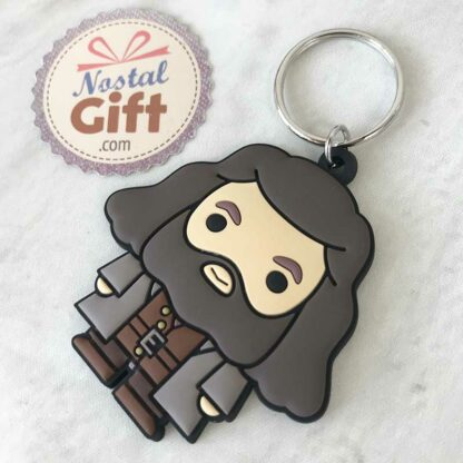 Porte clé Hagrid - Harry Potter