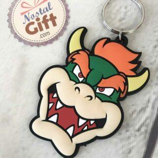 Porte-clé Bowser Super Mario