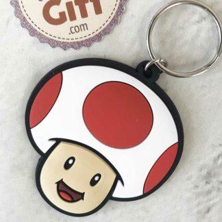Porte-clé Toad Super Mario