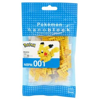 Nanoblock -  Dracolosse - Pokemon - Figurine mini à monter - licence officielle