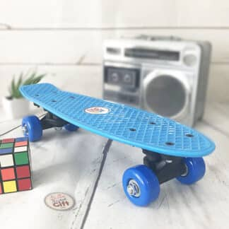 "Skate bleu ""38 cm"""