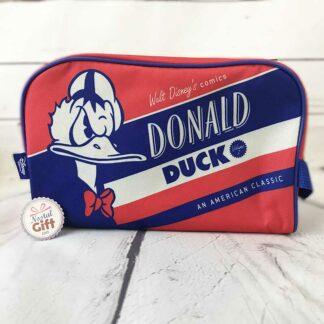 Coffret cadeau - Trousse de toilette et 3 produits de beauté  – Donald (Disney)
