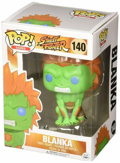 Funko Pop !  Street Fighter - Blanka