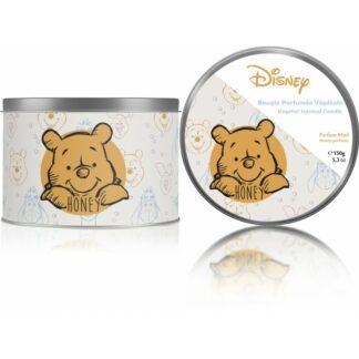 Bougie végétale - Winnie l'Ourson - Parfum miel - Edition métal