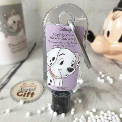 Gel désinfectant hydratant pour les mains parfum fruits rouges - Maléfique (Disney)