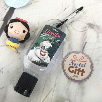 Masque en tissu infusé au concombre hydratant pour le visage - Ursula (Disney)