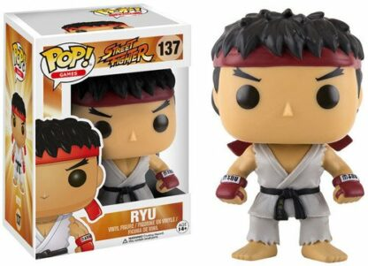 Funko Pop !  Street Fighter - Ryu