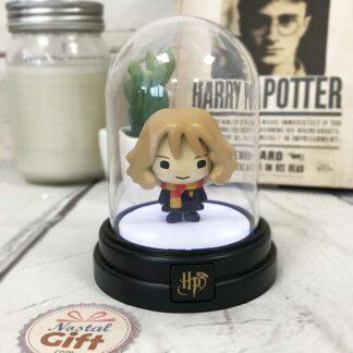 Lampe veilleuse Hermione sous cloche - Hermione - Harry Potter