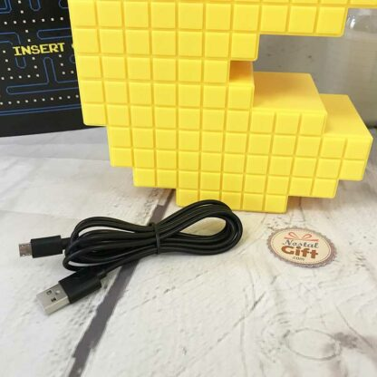 Lampe USB Pac-Man sonore