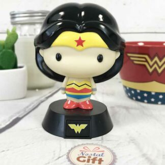 Lampe veilleuse Wonder Woman