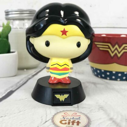Lampe veilleuse Wonder Woman