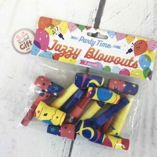 Petite bonbonnière de Noël -  Parapluies pétillants au chocolat x9