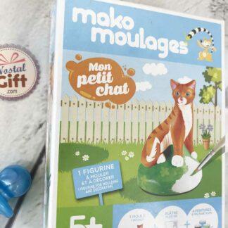 Mako moulages - Mon Petit Chat - 1 moule