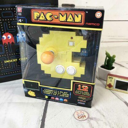 Console TV Pac Man (12 jeux)