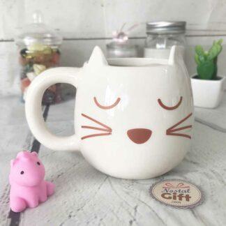Mug 3D Tête de chat