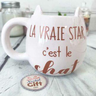 Mug 3D Petit chat