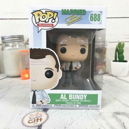 Funko Pop !  Marié 2 enfants - AL Bundy