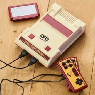 Console de jeux vidéos TV - Inspire de la Famicom - 401 jeux 16bit - 2 manettes