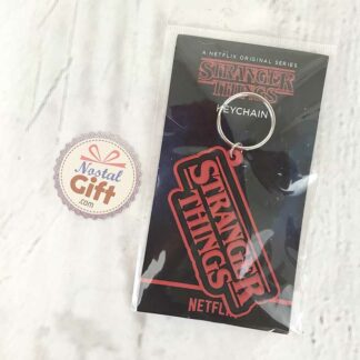 Stranger Things - Porte-clés pvc Stranger Things - Logo
