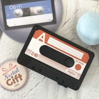 Mètre Ruban rétractable de couture - Design Cassette