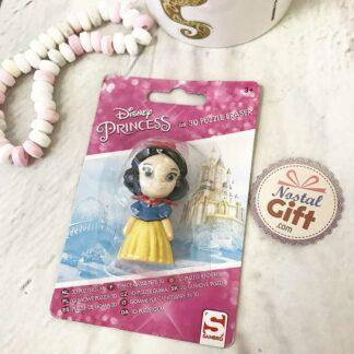 Gomme 3D puzzle - Princesse Disney - La belle et la bête
