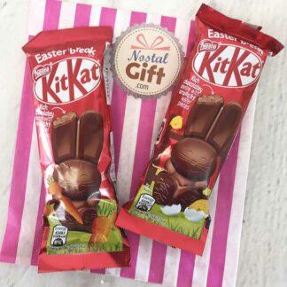 Lapin au chocolat à croquer Kit Kat x2