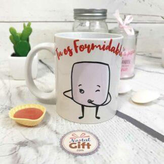 "Mug Chama-Love ""Tu es formidable"""