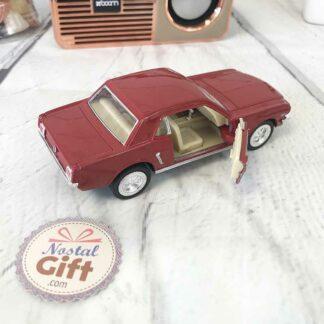 Miniature Mustang 1964  en métal, 1:36