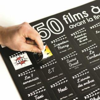 Poster - 50 films à voir avant la fin du monde