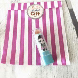 Sucette rouge à lèvres - LOL! (bleu)