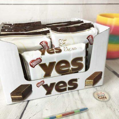 Gâteau chocolat Yes x36