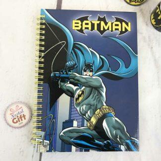 Cahier A5 - Batman (Sur le toit)
