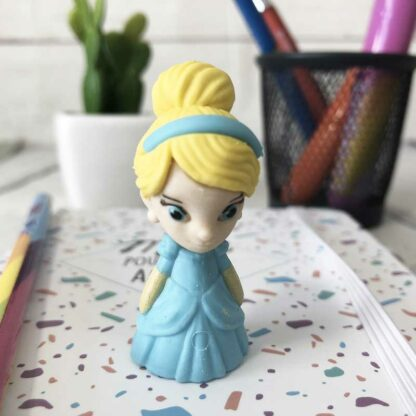 Gomme 3D puzzle - Cendrillon