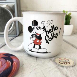 Mickey - Mug 90 years of Mickey