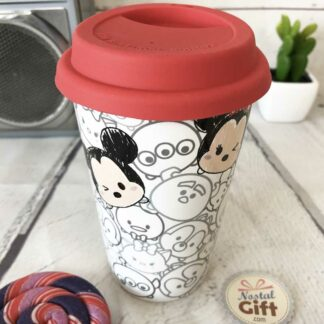 Mug de transport Disney Tsum Tsum