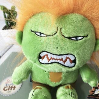Peluche Street fighter - Blanka (15cm)