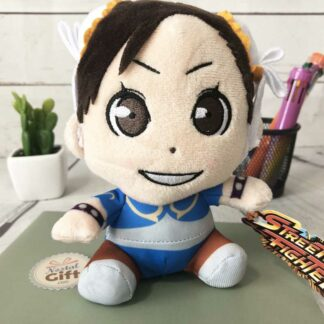 Peluche Street fighter - Chun Li (15cm)