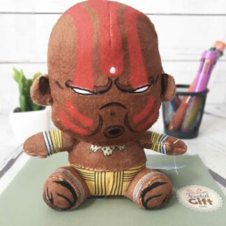 Peluche Street fighter - Dhalsim (15cm)