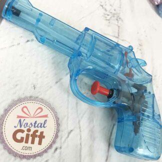 Pistolet à eau rouge