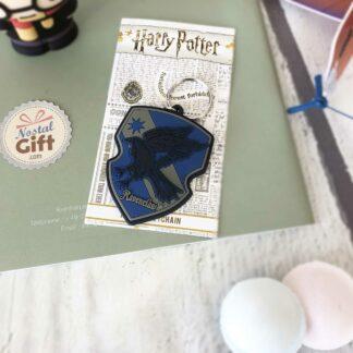 Porte clé emblème serdaigle - Harry Potter